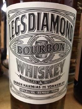 Legs Diamond Bourbon