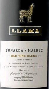 Llama Old Vine Blend 2017