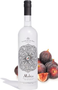 Baron Nahmias Mahia Fig Brandy 750ml