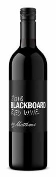 Matthews Blackboard Red 2018