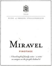 Miravel Pinotage