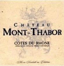 Chateau Mont Thabor Cotes du Rhone 2017
