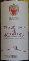 Moris Morellino di Scansano 2010