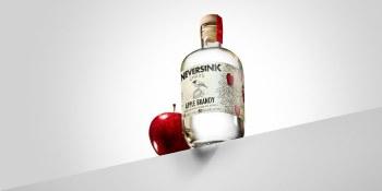 Neversink Aged Apple Brandy375