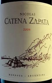 Nicolas Catena Zapata 2008