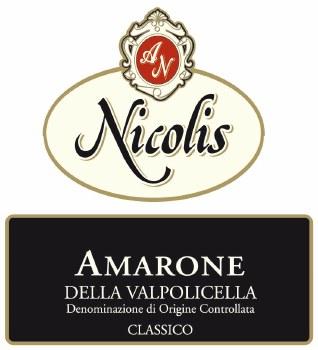 Nicolis Amarone della Valpolicella 2013