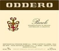 Oddero Barolo 2016