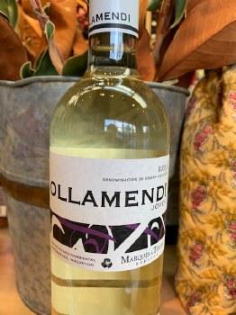 Ollamendi Rioja Blanco 2017