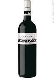 Ollamendi Rioja Crianza 2011