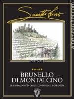 Livio Sassetti Pertimali Brunello di Montalcino 2010