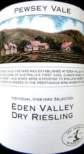 Pewsey Vale Dry Riesling 2016