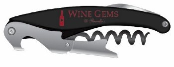 Rabbit Waiter's Corkscrew Wine Gems