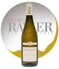 Ravier Chignin-Bergeron Roussanne 2017