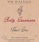 Rolly Gassmann Pinot Gris 2010
