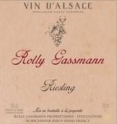 Rolly Gassmann Riesling 2009