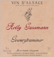 Rolly Gassmann Pinot Gris VT05