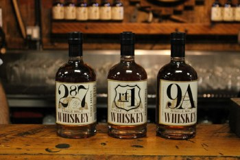 Rt 1 Single Malt Whiskey 750ml