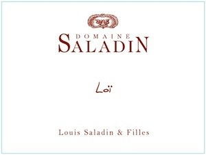 Saladin Loi Cotes du Rhone 2012