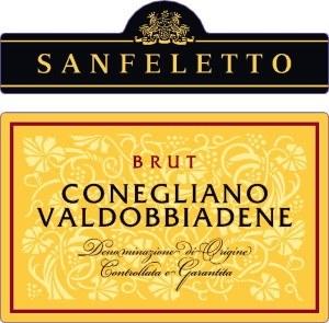 San Feletto Prosecco Brut 1.5L