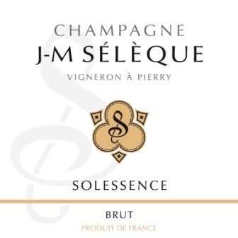 J-M Seleque Champagne Brut Solessence