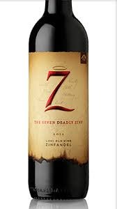 Michael David Seven Deadly Zins Zinfandel 2013