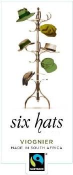 Six Hats Viognier 2015