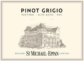 St Michael-Eppan Pinot Grigio 2019