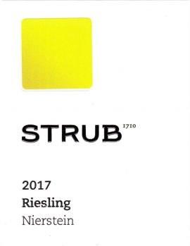 Strub Riesling Nierstein Trocken 2017