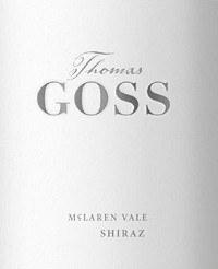 Thomas Goss Shiraz 2016