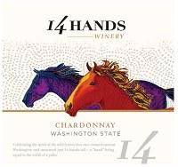 14 Hands Chardonnay 2016