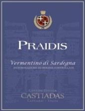 Castiadas Praidis Vermentino di Sardegna 2018