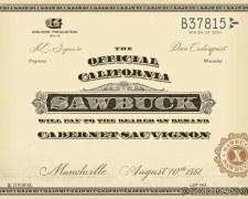 Sawbuck Cabernet Sauvignon 2011