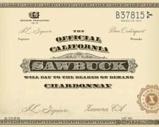 Sawbuck Chardonnay 2011