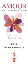 Amour de l'Amaurigue Rosé 2019