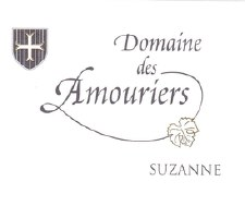 Amouriers Cuvee Suzanne 2017