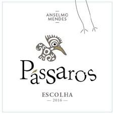 Anselmo Mendes Passaros Escolha Vinho Verde 2019