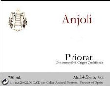 Ardevol Anjoli Priorat 2013