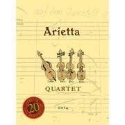 Arietta Quartet Red 2014