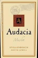 Audacia Merlot 2014