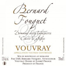 Bernard Fouquet Vouvray Cuvee de Silex 2019