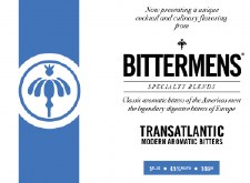 Bittermens Transatlantic Bitters 5oz