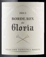Bordeaux de Gloria 2015