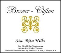 Brewer-Clifton Chardonnay Santa Rita Hills 2015