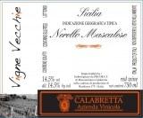Calabretta Nerello Mascalese Vigne Vecchie 2010