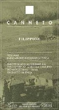 Canneto Filippone Toscana IGT 2012