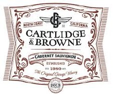 Cartlidge & Browne Cabernet Sauvignon 2015
