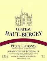 Chateau Haut-Bergey Pessac-Leognan 2012