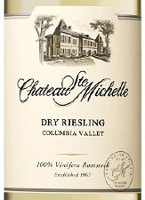 Chateau Ste Michelle Dry Riesling 2018