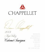Chappellet Cabernet Sauvignon 2011