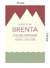 Coste di Brenta Rosato Colline Frentane 2019